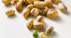 """Pistachio nuts offer heart health benefits like protein, antioxidants, and """"good"""" cholesterol. World Recipes, Gourmet Recipes, Snack Recipes, Snacks, Pistachio Health Benefits, Heart Healthy Recipes, Healthy Eating, Healthy Foods, How To Stay Healthy"""