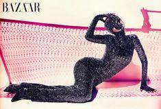 rihanna arabia shoot5 Rihanna Keeps it Covered for Harper's Bazaar Arabia Shoot
