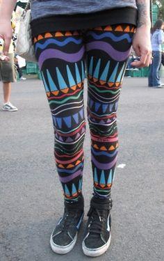 niceeeee pattern pants