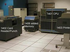 A Complete History Of Mainframe Computing