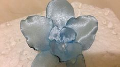 Make a Gorgeous Satin Ribbon Orchid Flower - DIY Crafts - Guidecentral