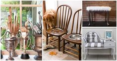 20 Ways To Bring New Life To Old Furniture
