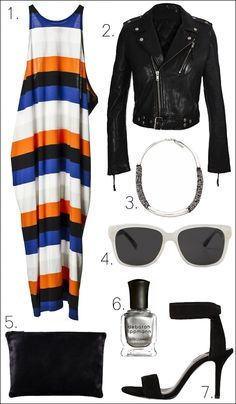 Always add a pop of color in each outfit to make a statement.