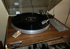 Fisher MT-6225 turntable (1978)