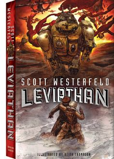 leviathan by scott westerfeld i heart this book