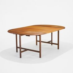 184: Danish / dining table < Mass Modern, 09 July 2011 < Auctions | Wright