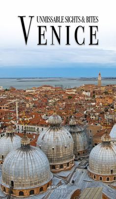 A city break weekend in Venice with tips for the best sights and bites, including a food tour and trip up Saint Mark's Campanile that has the best views over the city.