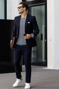 Looking great takes efforts. 27 Unspoken Suit Rules Every Man Should Know. #fashion #style