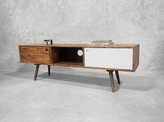 The Otis entertainment unit is a Danish inspired design striving for the perfect balance of style and functionality.