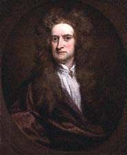 Isaac Newton (1643-1727)