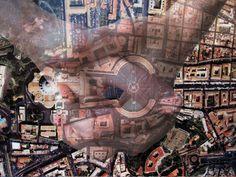 #Vatikan #BetendeHände #digitaleMontage
