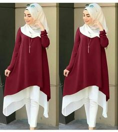 Kalita Tunik Price: Material: Wolf Size: All size . Stylish Dresses For Girls, Stylish Dress Designs, Designs For Dresses, Pakistani Fashion Casual, Pakistani Dresses Casual, Muslim Women Fashion, Islamic Fashion, Frock Fashion, Fashion Dresses