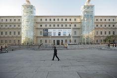 Afbeeldingsresultaat voor reina sofia madrid architecture