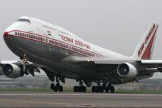 Air India Boeing 747-437
