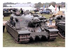 Tank Armor, Tank Destroyer, Battle Tank, British Army, Battleship, Warfare, Tortoise, Military Vehicles, Wwii