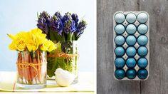 8 Chic Easter Décor DIYs from Pinterest via @domainehome