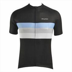Nelson Black Cycling Jersey | DannyShane UK
