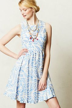 Central Valley Dress #anthropologie #anthrofave