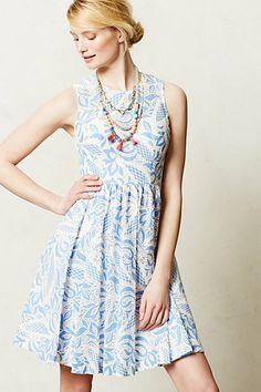 Central Valley Dress #anthropologie #anthrofave