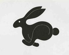 Farewell Beetle. Hello Rabbit. New VW Rabbit (logo), 1975.
