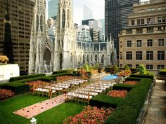 620LoftGarden :: First choice for my wedding venue :) NYC