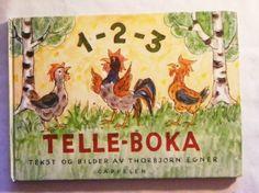 Thorbjørn Egner - Telleboka Moose Art, Decor, Arch, Decoration, Decorating, Deco