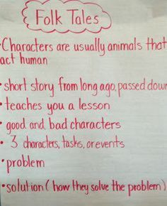 characteristics of a folktale anchor chart - Bing images Folktale Anchor Chart, Genre Anchor Charts, Reading Anchor Charts, School Library Lessons, Library Lesson Plans, Teaching Social Studies, Student Teaching, Teaching Science, Teaching Ideas
