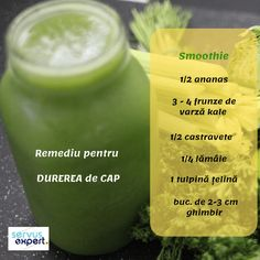 Sănătate la pahar cu SEMINȚE și NUCI - Servus Expert Cocktails, Drinks, Smoothie Recipes, Kale, Cantaloupe, Panna Cotta, Deserts, Health Fitness, Healthy Recipes
