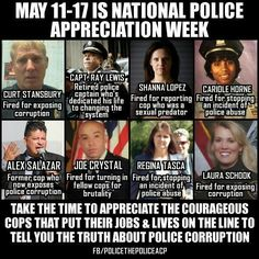 These cops shouldn't have been fired. They should've been chosen as a special task force to expose ALL police corruption! Yes, even the police need to be kept in line! They are not above the law and these officers deserve better! Bernie Sanders, National Police, Faith In Humanity Restored, Social Issues, Cops, Social Justice, Real Talk, In This World, Awakening