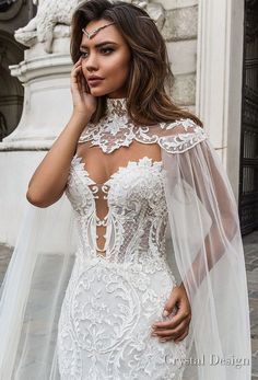 Elegant wedding dress. Disregard the groom, for the present time lets focus on the bride-to-be whom views the wedding ceremony as the greatest day of her lifetime. With this basic fact, then it is definite that the bridal gown has to be the best.
