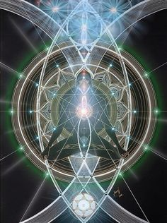 Activation portal!! Os 7 elemesntos energeticos agindo como isolantes...