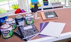 Home & Family - Tips & Products - Mrs. Potter's Chalkboard Notebooks | Hallmark Channel  9/19