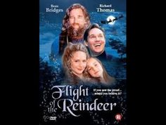 """Flight Of The Reindeer"" Full Christmas MOVIE"