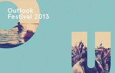 Outlook Festival 2013 by Two Times Elliott , via Behance