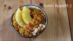 One-pot Gericht, Indonesisches Curry mit erfrischend fruchtiger Ananas