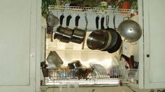 In last week's Hacker Challenge, we asked you to show us your best kitchen storage hack. We received some great entries, but the winning hack belongs to reader realinfmom.