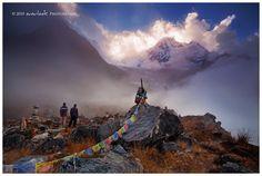 Watching the Passing Heavens | The Annapurna Sanctuary trek in Nepal