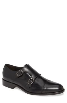 TO BOOT NEW YORK-shoes-RONALD DOUBLE MONK STRAP SHOE. #to-boot-new-york #shoes Oxford Brogues, Oxford Shoes, Double Monk Strap Shoes, To Boot New York, Dress Shoes, Handsome, Product Launch, Boots, Leather