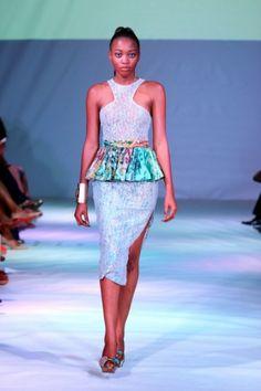 CHRISTIE BROWN @ GHANA FASHION & DESIGN WEEK ~ INSPIRED BY CREATIVITY
