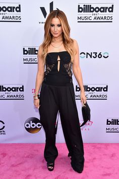 Ashley Tisdale at Billboard Music Awards 2017