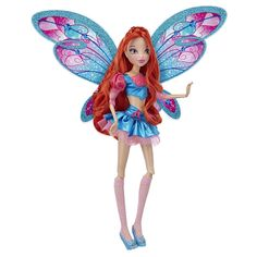 Make Your Little Girl's Day Magical with a Winx Club Fairy Doll-Giveaway