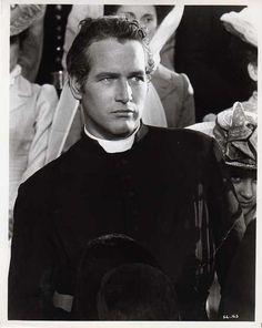 Paul Newman en la película Lady L en 1965.