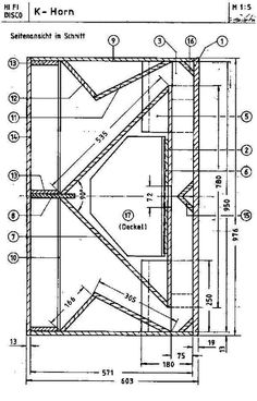 KLIPSCH LA SCALA SPEAKER SYSTEM SCH Service Manual free download, schematics, eeprom, repair info for electronics