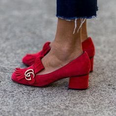25 Pairs Of On-Trend Fall Heels That Don't Cost A Fortune Give your fall wardrobe a right-now update with these affordable shoes. Balenciaga Shoes, Valentino Shoes, Gucci Shoes, Louboutin Shoes, Shoes Heels, Shoes 2018, Prom Shoes, Wedding Shoes, Cute Shoes