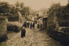 Άνω πόλη Θεσσαλονικης, 1914 Old Greek, Greek History, Thessaloniki, Istanbul, The Past, Photos, Outdoor, Image, Outdoors