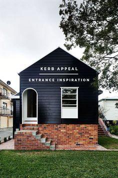 Kerb Appeal   Entrance Inspiration