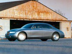 Aston-Martin Lagonda Vignale Concept (Ghia) (1993)
