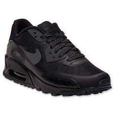 Flashy style is the name of the game in the latest model of the Nike Air Max 90 Comfort Premium Tape Running Shoes. A member of the Nike Flash Pack, these bold shoes feature 3M technology on the upper that grabs light for a lightning-bolt like look. Th