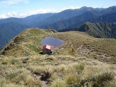 Maungahuka Hut, Tararua Ranges, NZ Ranges, Cabins, New Zealand, Parks, Hunting, Backyard, Adventure, Mountains, Country