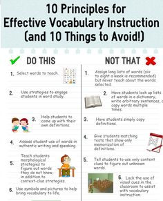 10 Great Strategies for Effective Vocabulary Instruction ~ Educational Technology and Mobile Learning